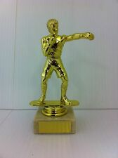 Marble Based Boxing Trophy,Award,5 Sizes,FREE Engraving up to 60 Characters