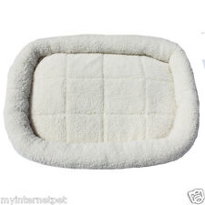 Dog Crates Bed Mattress Cages Puppy Faux Sheepskin Small Medium Large XL XXL