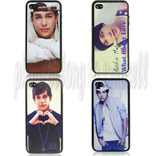 Fashional Austin Mahone durable case for iphone 4 4s 01090