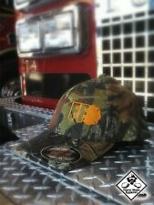 CAMO/ HUNTER HeavySmokeApparel Brand FF SERIES Hat - Flexfit Firefighter Rescue