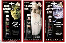 HALLOWEEN SKIN COLOUR WITCH OLD MAN ZOMBIE FANCY DRESS OUTFIT FACE PAINT MAKE UP