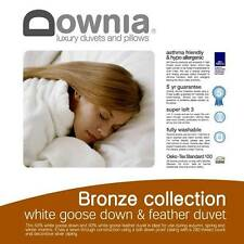 Downia Bronze Collection White Goose Down / Feather Duvet / Doona / Quilt