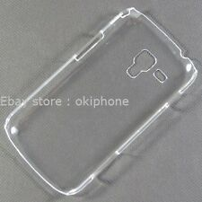 Clear Crystal Case Cover For Samsung Galaxy Trend S7560 Ace II X S7560M 2X S7562