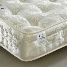 Happy Beds Tiara 1500 Pocket Sprung Orthopaedic Mattress Medium Support Deluxe
