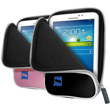 "Neoprene Sleeve Case Cover Pouch for Samsung Galaxy Tab 3 7.0"" SM-T210 210R 211"