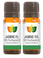 Jasmine Absolute 5% Pure Oil Dilution in Almond -FREE P&P Aromatherapy Essential