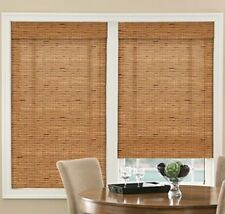 New BALI Natural Roman Shade Bamboo Light-Filtering Blind Window Treatment, NIB
