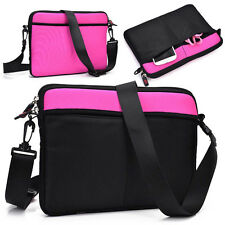 "Kroo M1 Protective Shoulder Messenger Bag Travel Case Cover for 7"" Tablets"