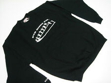 PTS SHOE CO. CREW SWEATSHIRT BLACK LARGE MADE IN U.S.A.