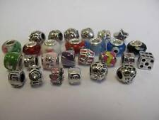 Charm Beads and Spacer/Stoppers for Bracelets, Arts & Crafts, Jewellery Making