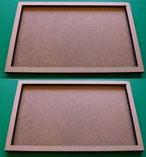 Close Order Movement Tray (20mm square bases) x 2