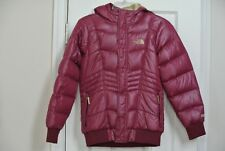 Pre-owned Girl's The North Face GOTHAM JACKET size XL 550 down