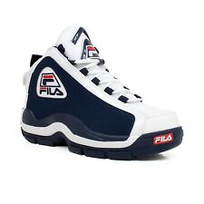 Men's Fila 96 Basketball Grant Hill Retro Navy White Red Brand New in Box