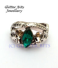 HOBBIT LORD OF THE RINGS Aragorn Ring Barahir Leopard LOTR Ring Wedding KING