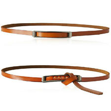 WOW! POPULAR WOMEN BELTS IN LEATHER WITH SIX COLORS