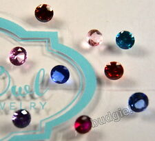 AUTHENTIC Origami Owl BIRTHSTONE Floating Locket Charms - Your Choice of Month