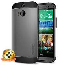 Spigen® [SLIM & PROTECTIVE CASE] Slim Armor Case SERIES for HTC One M8 (2014)