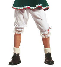 PANTALOONS BLOOMERS VICTORIAN BEER OKTOBERFEST FANCY DRESS COSTUME ACCESSORY