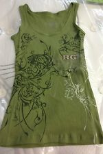 Realtree Girl Vines Tank Top Green or Black CLEARANCE!! 2 COLORS TO CHOOSE!