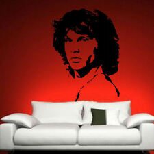 JIM MORRISON LARGE MUSIC INXS  WALL MURAL ART STICKER GRAPHIC DECAL MATT VINYL