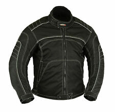 Spy Motorbike Motorcycle Jacket Waterproof CE Armours Summer, All sizes