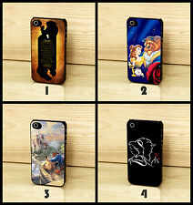 Disney Beauty And The Beast Quote Case Cover for iPhone & Samsung