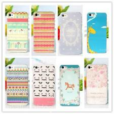 Phone Hard Back Skin Case Cover Painted Various Pattern for IPhone4S 5S 2  0024