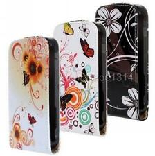 Real Leather Case Cover For Samsung Galaxy Trend S7560 Ace II-X S7560M 2X S7562
