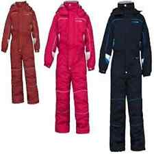 Trespass unisex childs red ski snow winter suit thermal waterproof ages 3/4 5/6
