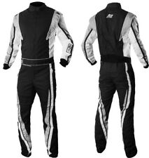 K1 - Victory SFI-1 Auto Racing Suit - Driving Nomex Style Fire Rated Lightweight
