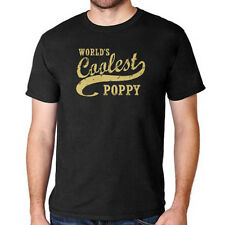 ENG1148 T-shirt tshirt worlds coolest poppy tshirt
