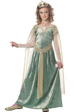 Queen Guinevere Renaissance Medieval Child Costume