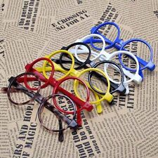 2014  Unisex Fashion Round Frame Party Fancy Dress Big Nerd Eyeglasses Glasses