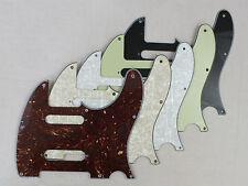 SCRATCH PLATE Pickguard to fit DELUXE NASHVILLE TELECASTER USA/Mex 4 Colours