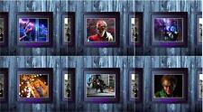The Amazing Spider-Man 2, Set of 1-6 SIGNED AUTOGRAPHED FRAMED REPRO PHOTO PRINT