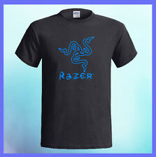 Razer Game Gear LOGO NEW Men's Black T-Shirt Size S M L XL 2XL 3XL