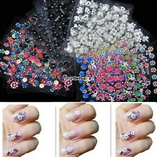 30-300 Sheet 3D Nail Art Tips Decal Manicure Stickers Decoration Wholesale W3LE