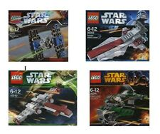 LEGO STARWARS POLYBAGS 8028 30053 30240 30244 *New* *Free Shipping*