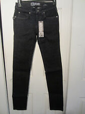 SOCIAL COLLISION DENIM BLUE RUDE JEANS DIFFERENT SIZES TO CHOOSE