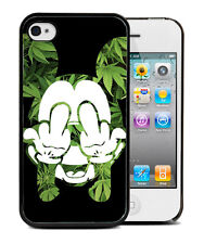 ★★★Coque HOUSSE iphone 4/4s & 5s 6-Mickey Mouse Disney Swag Obey Weed Cannabis★★