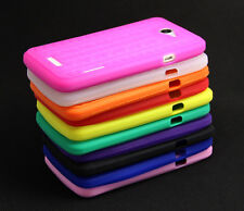 New Tyre Soft Silicone Skin Case Cover For HTC ONE X Free Screen Protector + Pen