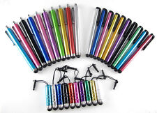 10X Metal Stylus Touch Screen Pen For Smartphone iPhone iPod Touch iPad mc459