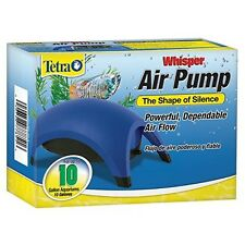 Tetra 77853 Whisper Fish Beta Aquarium Tank Air Pump NEW, FREE2ND SHIP