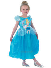 Child Disney Storytime Cinderella Outfit Fancy Dress Costume Princess Classic