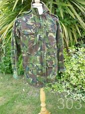 British Army Woodland DPM Camo Camouflage Smock Combat Jacket Temperate