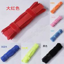 7/50/100/200Pcs Straps Wrap Wire Velcro Organizer Cable Cord Tie Rope Holder