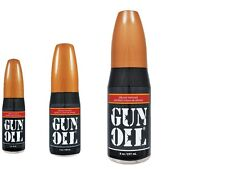 Gun OIl Silicone Based Personal Sex Lubricant Lube,