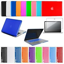 "3in1 Crystal Hard Case keyboard Cover+Screen Protector For Macbook PRO 13"" A1278"