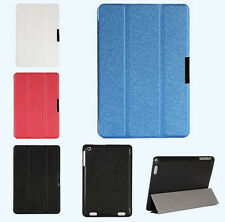 Slim Pattern 3- Folders Leather Case Cover For Hewlett Packard HP 8 1401 Compaq8