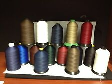 v138 Middleweight Upholstery Leather Thread 1 lb spools